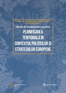 9. Substantiation Study on territorial planning in the context of European policies and strategies