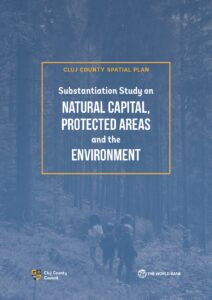 1. Substantiation Study on natural capital, protected areas and environment