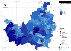 3. Substantiation Study on settlements network